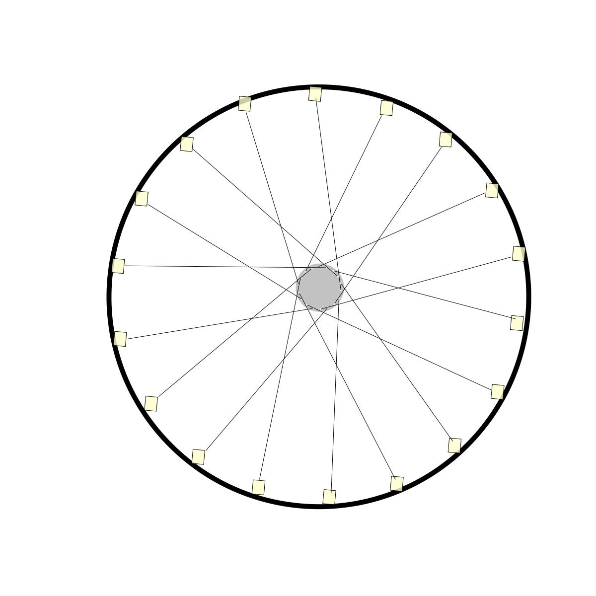 4 cross bike wheel